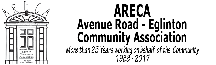 Avenue Road-Eglinton Community Association